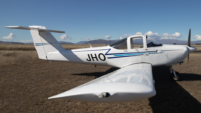 ZK-JHO - Piper PA-38-112 Tomahawk - South Canterbury Aero Club
