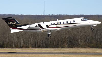 N45JA - Bombardier Learjet 45 - Jett Aircraft