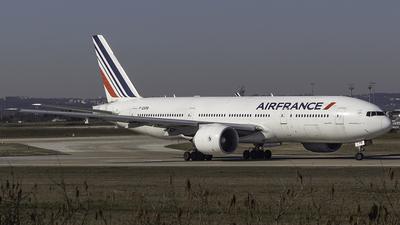 F-GSPB - Boeing 777-228(ER) - Air France