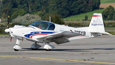 D-MBYB - Pioneer 200-Sparrow - A.M. Flugwelt