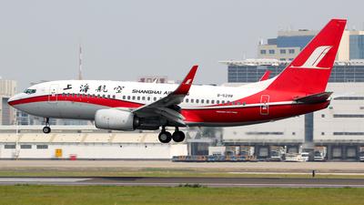 B-5298 - Boeing 737-79P - Shanghai Airlines