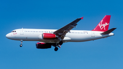 SX-BSV - Airbus A320-231 - Virgin Atlantic Airways