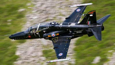 ZK024 - British Aerospace Hawk T.2 - United Kingdom - Royal Air Force (RAF)