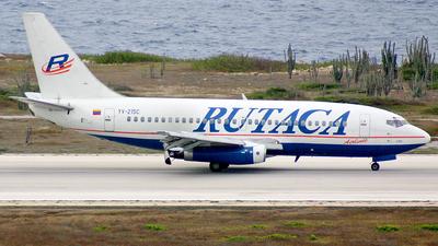 YV-215C - Boeing 737-2M8(Adv) - Rutaca Airlines
