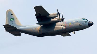 474 - Lockheed C-130H Hercules - Saudi Arabia - Air Force