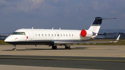 T7-BGD - Bombardier CRJ-100SE - Private