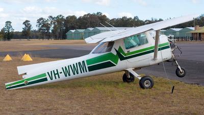 VH-WWM - Cessna 152 - Basair