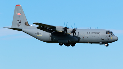 15-5810 - Lockheed Martin C-130J-30 Hercules - United States - US Air Force (USAF)