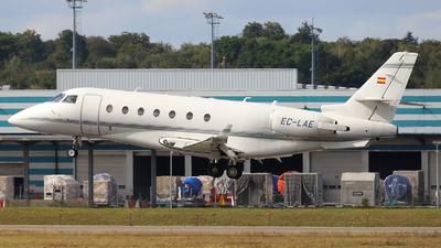 EC-LAE - Gulfstream G200 - Executive Airlines