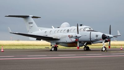 11-00284 - Beechcraft MC-12S Huron - United States - US Army