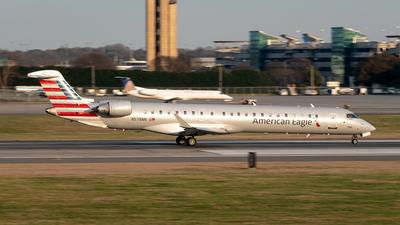 A picture of N578NN - Mitsubishi CRJ900LR - American Airlines - © Yan777