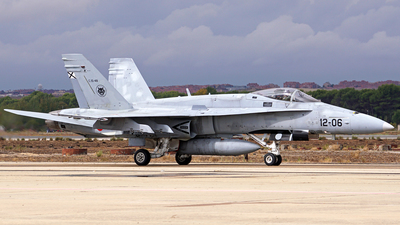 C.15-48 - McDonnell Douglas EF-18A+ Hornet - Spain - Air Force