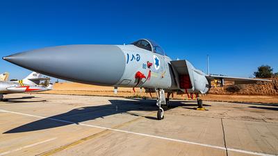 810 - McDonnell Douglas F-15C Baz - Israel - Air Force