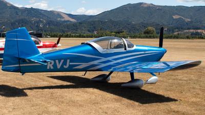 ZK-RVJ - Vans RV-6A - Private
