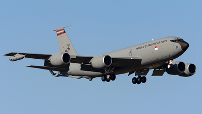 751 - Boeing KC-135R Stratotanker - Singapore - Air Force