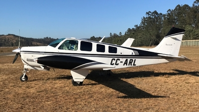 CC-ARL - Beechcraft A36 Bonanza - Private