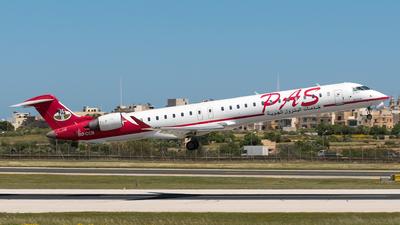 SU-CCB - Bombardier CRJ-900 - Petroleum Air Services