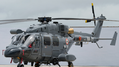 IN715 - Hindustan Aeronautics ALH Dhruv - India - Navy