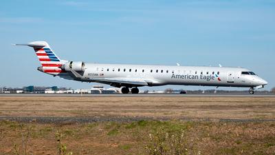 A picture of N555NN - Mitsubishi CRJ900LR - American Airlines - © Yan777