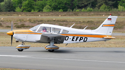 D-EFPD - Piper PA-28-180 Cherokee Challenger - Private