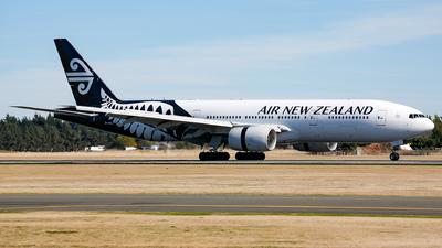 ZK-OKC - Boeing 777-219(ER) - Air New Zealand