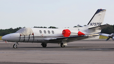 N797SE - Cessna 501 Citation - Private