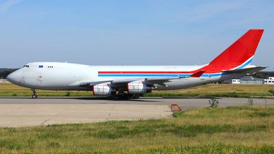 LX-OCV - Boeing 747-4R7F(SCD) - Untitled