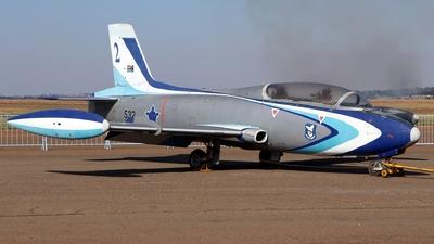 532 - Atlas MB.326M Impala l - South Africa - Air Force