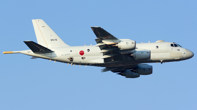 5515 - Kawasaki P-1 - Japan - Maritime Self Defence Force (JMSDF)