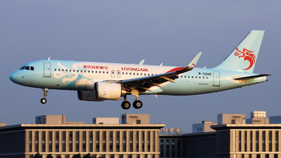 A picture of B320E - Airbus A320251N - Loong Air - © nibrage