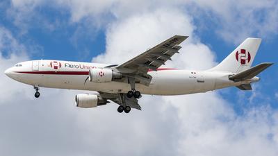 XA-FPP - Airbus A300B4-203(F) - AeroUnión - Aerotransporte de Carga Unión