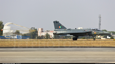 KH2018 - Hindustan Aeronautics LCA Tejas Mk.I - India - Air Force