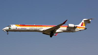 EC-JTS - Bombardier CRJ-900ER - Iberia Regional (Air Nostrum)