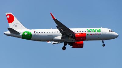 XA-VIL - Airbus A320-271N - VivaAerobus