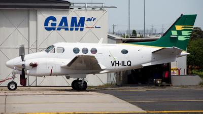 VH-ILQ - Beechcraft C90A King Air - Moorabbin Aviation Services