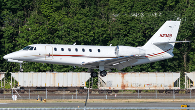 A picture of N339B - Cessna 680 Citation Sovereign - [6800058] - © Stephen Brown