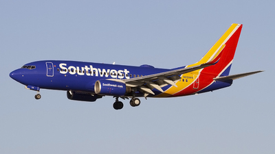 A picture of N221WN - Boeing 7377H4 - Southwest Airlines - © Jeremy D. Dando