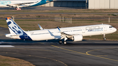 A picture of DAVXB - Airbus A321200N - Airbus - © DN280