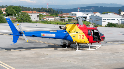A picture of CSHIV - Airbus Helicopters H125 - [8662] - © Rui Marques