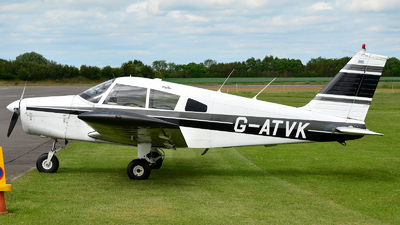 G-ATVK - Piper PA-28-140 Cherokee - Private