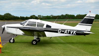 A picture of GATVK - Piper PA28140 - [2822006] - © Adam Loader