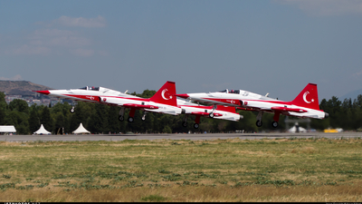 70-3048 - Canadair NF-5A Freedom Fighter - Turkey - Air Force