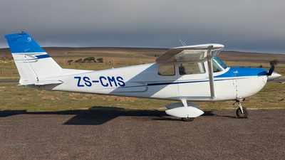 ZS-CMS - Cessna 175A Skylark - Cape Town Flying Club