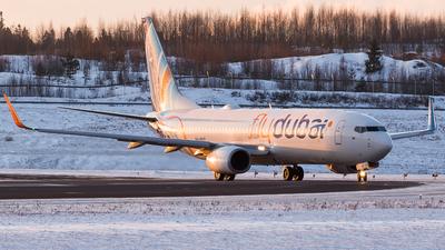A picture of A6FEZ - Boeing 7378KN - FlyDubai - © Teemu Pesonen