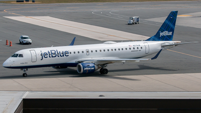 N279JB - Embraer 190-100IGW - jetBlue Airways