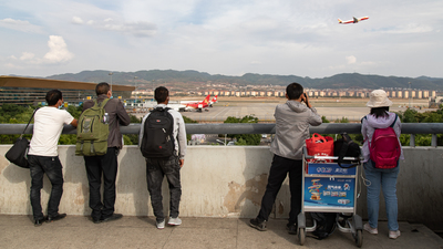 ZPPP - Airport - Spotting Location