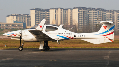 B-10XU - Diamond DA-42 NG Twin Star - Civil Aviation Flight University of China
