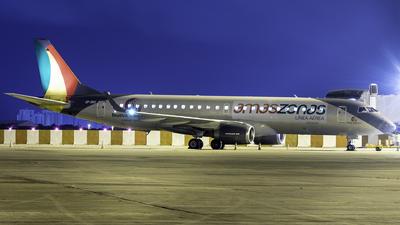 A picture of CP3133 - Embraer E190STD - Amaszonas - © Davi P. Ribeiro