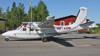 SE-LCN - Rockwell 500S Shrike Commander - Private