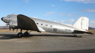 N26MA - Douglas DC-3 - Private